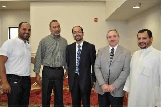 Nihad at ICM with sbenaty
