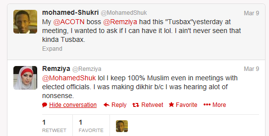 remziya 100% muslim