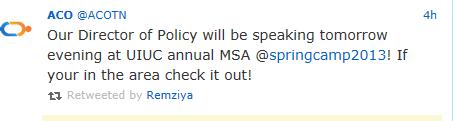 remziya on speaking at msa camp