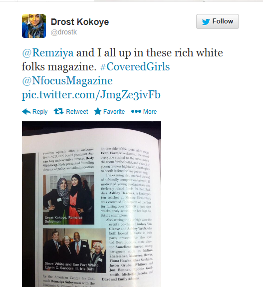 drost on rich white folk magazine