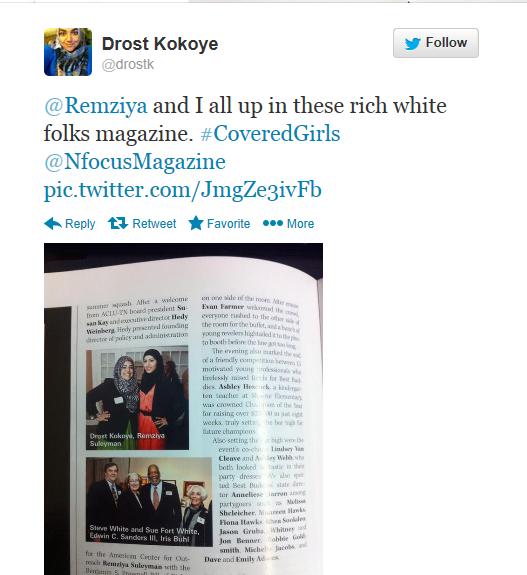 drost on rich white folk magazine