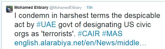 elibiaty on UAE makin CAIR terror group
