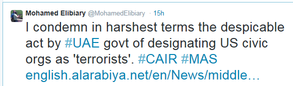 elibiaty on UAE makin CAIR terror group