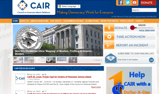 cair website
